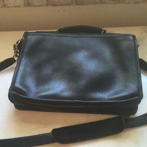 Coach Bags - Coach vintage leather work bag